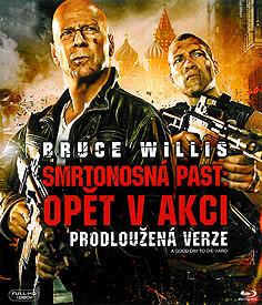 Smrtonosná past: Opět v akci (Blu-ray)