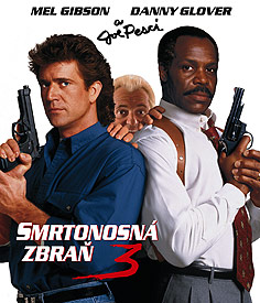 Smrtonosná zbraň 3 (Blu-ray Disc)