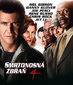Smrtonosná zbraň 4 (Blu-ray Disc)