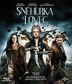 Sněhurka a lovec (Blu-ray)