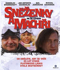 Sněženky a machři po 25 letech (Blu-ray Disc)