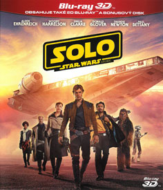Solo: Star Wars Story (3D Blu-ray)