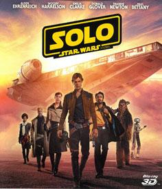 Solo: Star Wars Story (Blu-ray + bonusový disk)