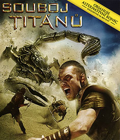 Souboj Titánů (Blu-ray Disc)