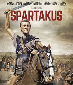 Spartakus (prodloužená verze - Blu-ray)
