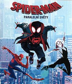 Spider-Man: Paralelní světy (Blu-ray)