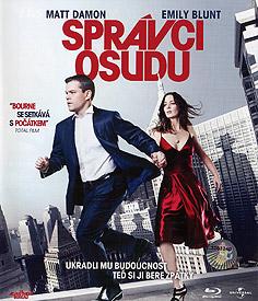 Správci osudu (Blu-ray Disc)