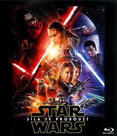 Star Wars: Epizoda VII - Síla se probouzí (Blu-ray)