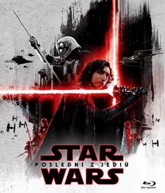 Star Wars: Epizoda VIII - Poslední z Jediů (Blu-ray)