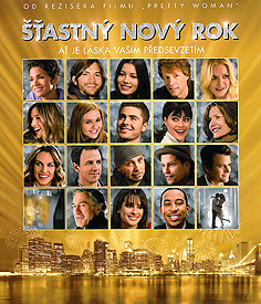 Šťastný Nový rok (Blu-ray)