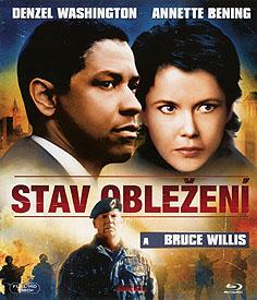 Stav obležení (Blu-ray Disc)