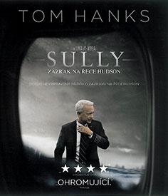 Sully: Zázrak na řece Hudson (Blu-ray)