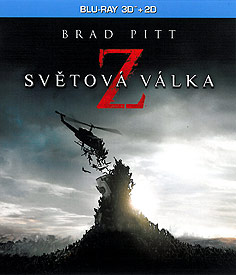 Světová válka Z (Blu-ray)