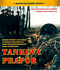 Tankový prapor (Blu-ray)
