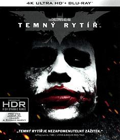 Temný rytíř (4K UHD + 2 Blu-ray)