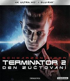 Terminator 2: Den zúčtování (4K - UHD) - Remaster 2019