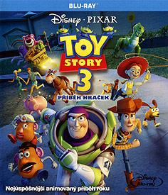Toy Story 3: Příběh hraček (Blu-ray Disc)