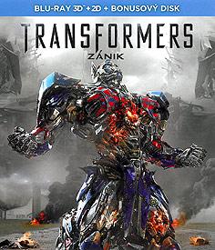 Transformers: Zánik (Blu-ray)
