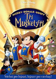 Tři mušketýři (Disney)