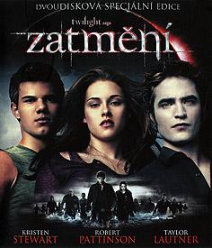 Twilight sága: Zatmění (Blu-ray)