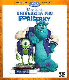 Univerzita pro příšerky (3D Blu-ray)