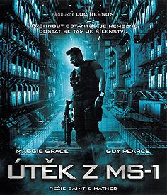 Útěk z MS-1 (Blu-ray)