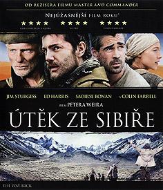 Útěk ze Sibiře (Blu-ray Disc)