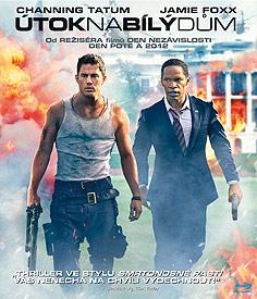 Útok na Bílý dům (Blu-ray)