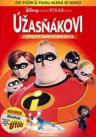 Úžasňákovi (2 DVD)