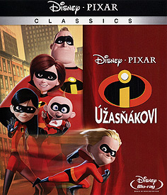 Úžasňákovi (Blu-ray Disc)