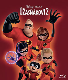 Úžasňákovi 2 (Blu-ray)