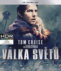 Válka světů (4K-UHD)
