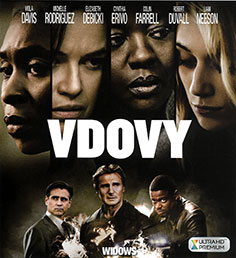 Vdovy (Blu-ray)