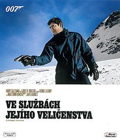 007 - Ve službách jejího veličenstva (Blu-ray)