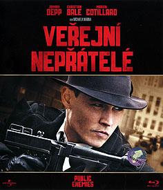 Veřejní nepřátelé (Blu-ray Disc)