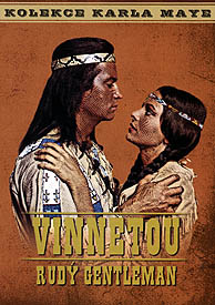 Vinnetou - Rudý gentleman (DVD)