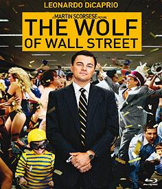 Vlk z Wall Street (Blu-ray)