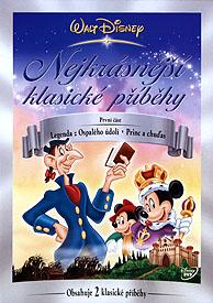 Walt Disney: Nejkrásnější klasické příběhy 1