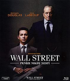 Wall Street: Peníze nikdy nespí (Blu-ray Disc)