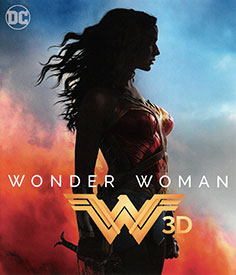Wonder Woman (3D Blu-ray)