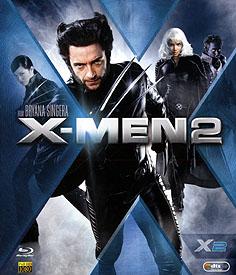 X-Men 2 (Blu-ray Disc)
