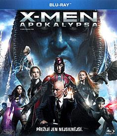 X-Men: Apokalypsa (Blu-ray)
