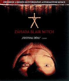 Záhada Blair Witch (Blu-ray)