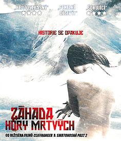 Záhada Hory mrtvých (Blu-ray)