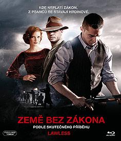 Země bez zákona (Blu-ray)