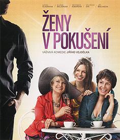 Ženy v pokušení (Blu-ray Disc)