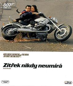 007 - Zítřek nikdy neumírá (Blu-ray)