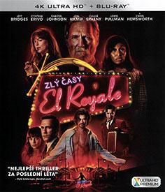 Zlý časy v El Royale (4K - UHD)