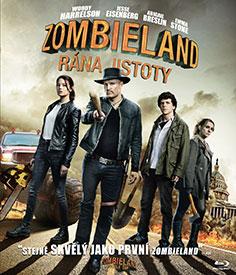 Zombieland: Rána jistoty (Blu-ray)