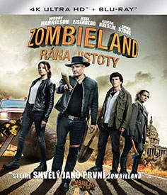 Zombieland: Rána jistoty (4K - UHD)